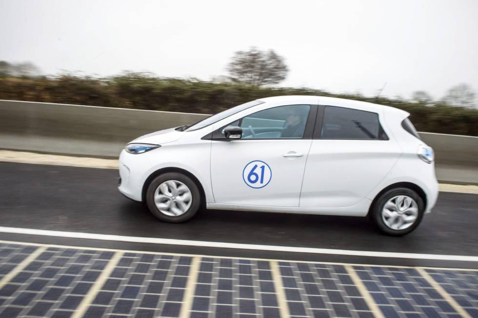 Francia Inaugura La Primera Carretera Solar Del Mundo