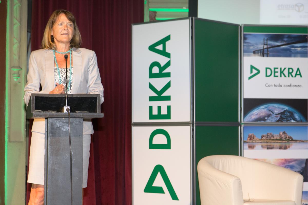 DEKRA Presentó En Madrid Un Informe Sobre Seguridad Vial