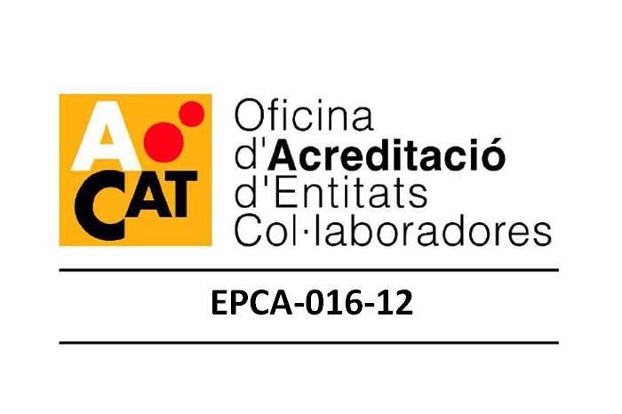 ENTIDAD DE PREVENCIÓN DE LA CONTAMINACIÓN ACÚSTICA (Tipo A) EPCA