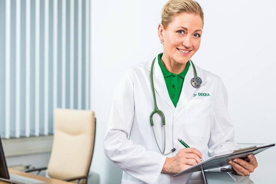 Buscamos Candidatos De La Especialidad De Medicina Del Trabajo Para El SPA De DEKRA