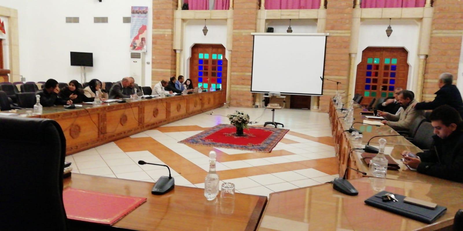 El Departamento De Seguridad Ambiental Realiza Una Campaña De Consultas Públicas En Marruecos