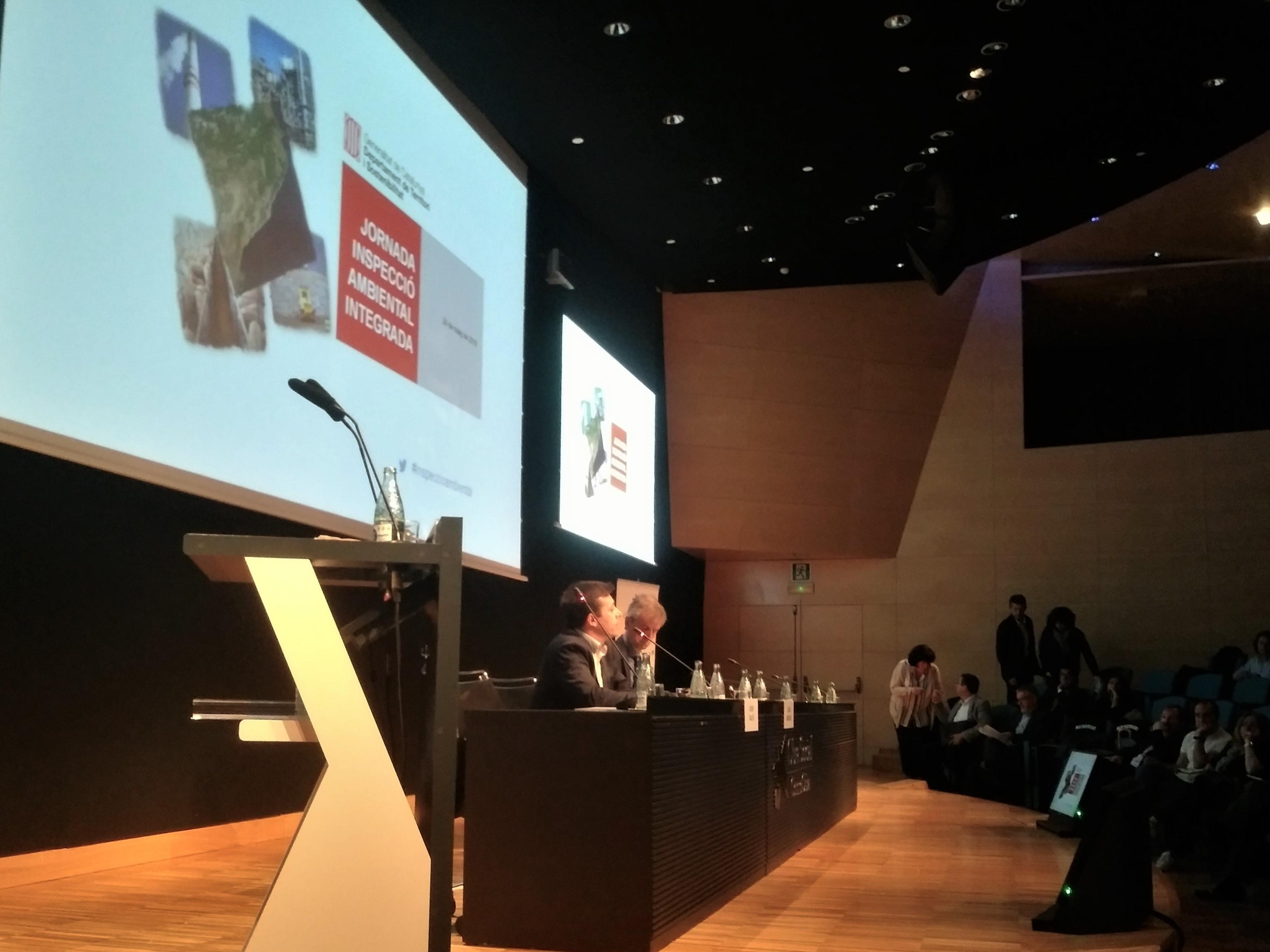 """Josep Dalfó, Director De DEKRA Industrial, Participa En La """"Jornada Técnica Sobre La Situación De La Inspección Ambiental Integrada Y La Red Redia De Inspección Ambiental"""""""