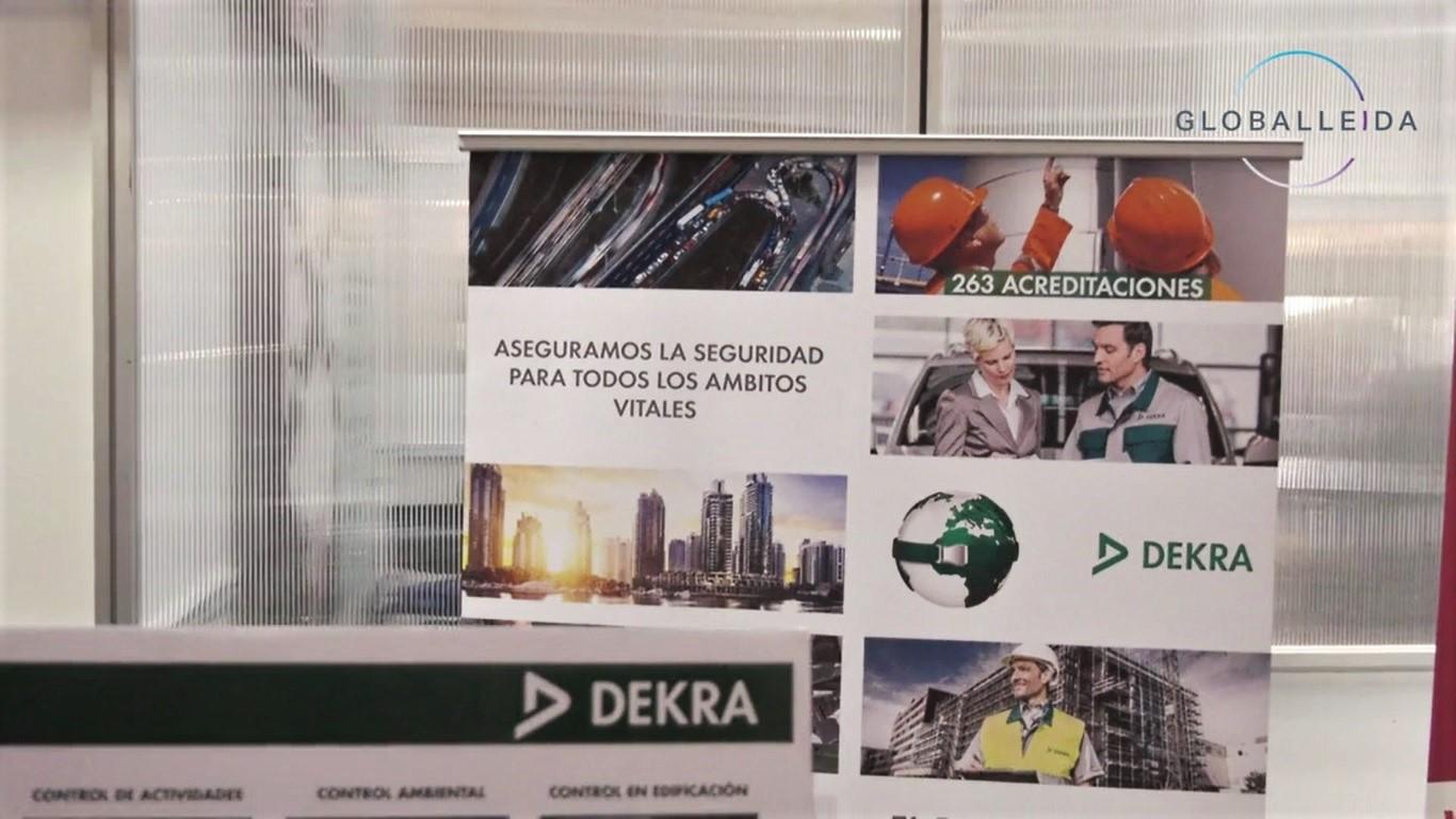 DEKRA Cierra Con éxito La Participación En La 20ª Fira Internacional Municipalia